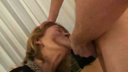MILF can't keep her hands off this stud - scene 4