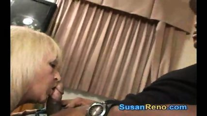 Susan Gives Smoking Blowjob