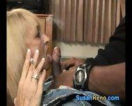Susan Gives Smoking Blowjob - scene 7