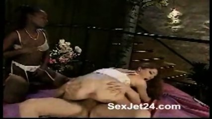 Lucky guy fucks two sexy girls Pt.2 - scene 3
