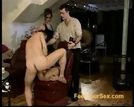 Housemaster fucks his maid - scene 8