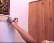 Nicki Plays with Her Pretty Pussy - scene 10