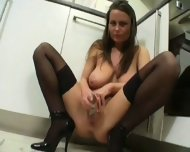 Alexis In Hot Solo Action - scene 5