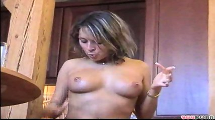 Topless young lady - scene 12