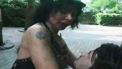 Horny mature does a twofer - scene 11