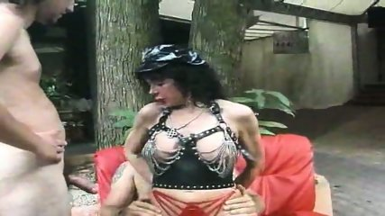 Horny mature does a twofer - scene 7
