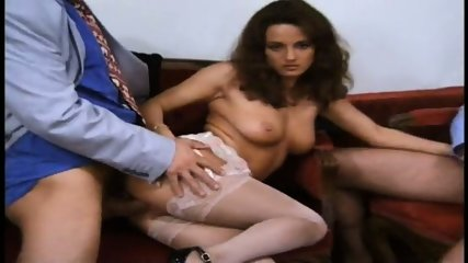 Natalie - Russian Threesome - scene 9
