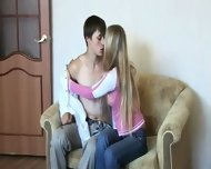 Olya - Hot Russian Teen has Sex - scene 1