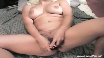 Homemade Chubby Big Booty Blonde fucks her BF at Home - scene 1