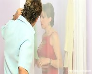 Lady Sonia - Mature UK British MILF - scene 3