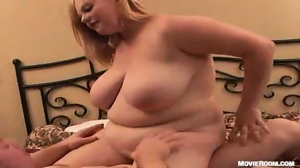 [BBW] Tammy - Young Plumper girl in anal action - scene 8