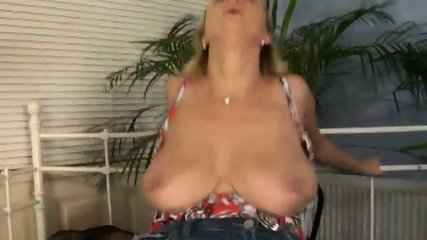 Amateur Mom with Huge Boobs gets Fucked Hard - scene 7