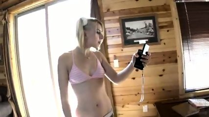 Lexi Belle - Anal masturbation