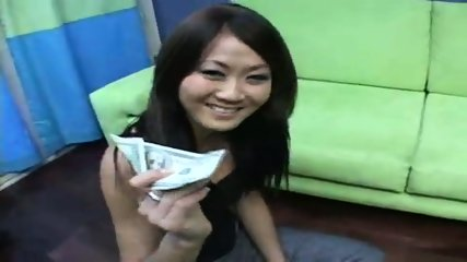 Taya Talise - Hot Asian Coed Needs Cash - scene 3