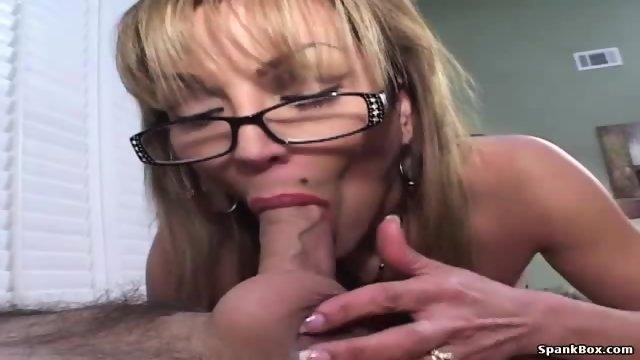 Friends Mom Sucking My Cock