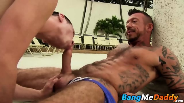 Ray dalton raw pounding colton seude